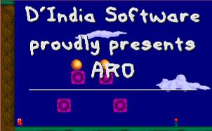 ARO – VGA jump'n'run