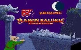 Baron Baldric : A Grave Adventure