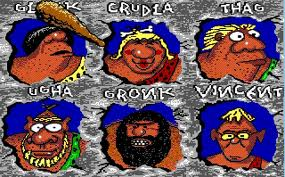 Caveman Ughlympics