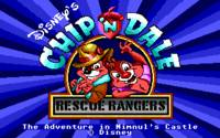 Chip N Dale Rescue Rangers: The Adventure in Nimnuls Castle