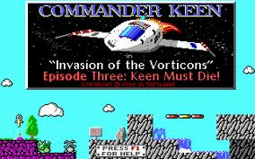 Commander Keen 3 :keen must die