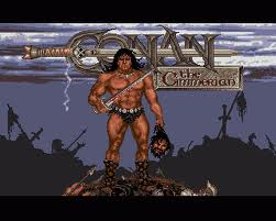 Conan: The Cimmerian