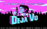 Deja Vu: A Nightmare Comes True
