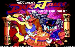 Ducktales : The Quest for Gold