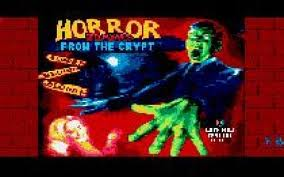 Horror Zombie from the Crypt