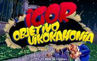 Igor: Objective Uikokahonia