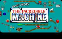 The Even More! Incredible Machine