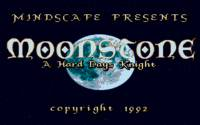 Moonstone: A Hard Days Knight