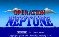 Operation Neptune – Super Solvers