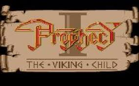 Prophecy 1: The Viking Child