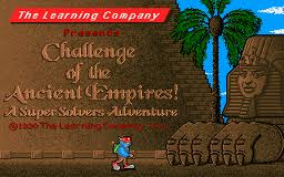 Challenge of the Ancient Empires